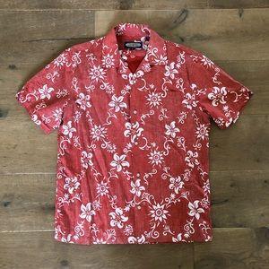 Reyn Spooner Aloha Hawaiian Shirt